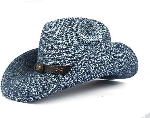 XueQing Pan - Sombrero de Vaquero Occidental para Hombre y Mujer ...
