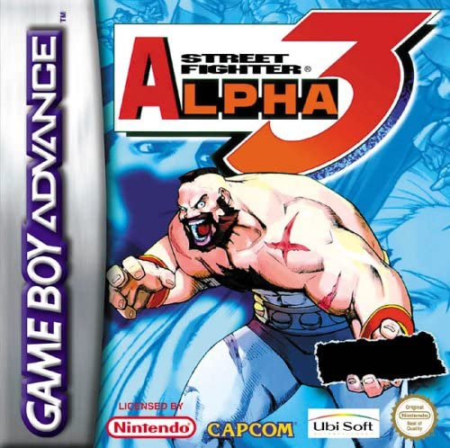 Street Fighter Alpha 3 (GBA) [Importación Inglesa]: Amazon.es: Videojuegos