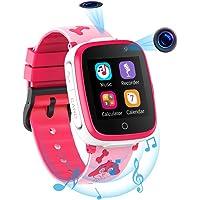Reloj Inteligente para Niños de 2 Cámaras con Juegos de Música - 1.54 Pantalla Táctil en…