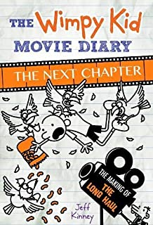 Diary of a wimpy kid do it yourself book amazon jeff the wimpy kid movie diary the next chapter the making of the long haul solutioingenieria Image collections