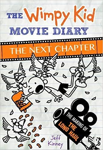 The wimpy kid movie diary the next chapter the making of the long the wimpy kid movie diary the next chapter the making of the long haul amazon jeff kinney 9780141388199 books solutioingenieria Images