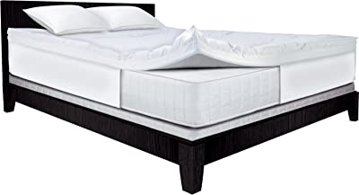 Serta 4-Inch Dual Layer Mattress Topper