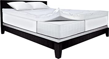 serta 4 inch dual layer mattress topperking - Serta Bed Frame