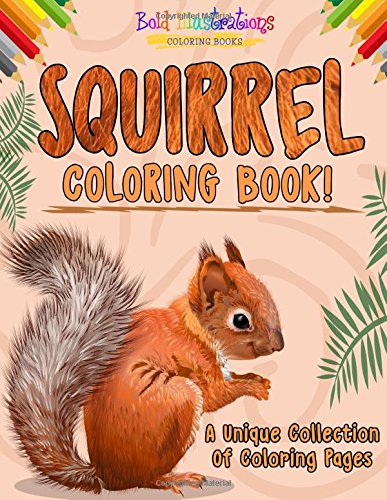 Squirrel coloring page - Animals Town - Free Squirrel color sheet | 500x387