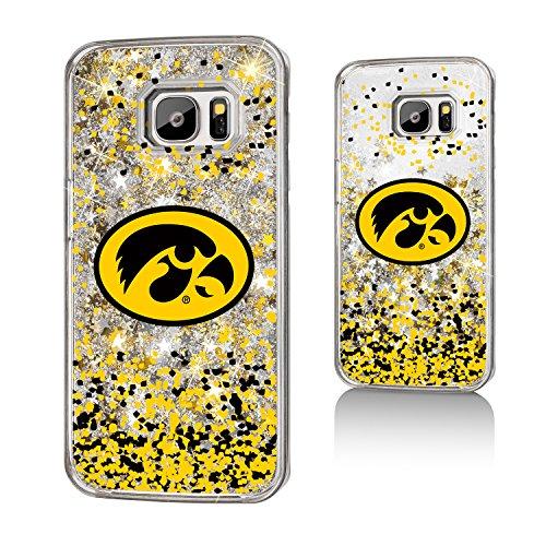 Iowa Glitter (Iowa Hawkeyes Gold Glitter Galaxy S7 Case NCAA)