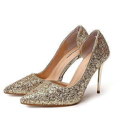 88fbb343c46 パンプス ハイヒール ヒール ピンヒール キャバ 結婚式 パーティー レディース 靴 痛くない 歩きやすい グリッター キラキラ
