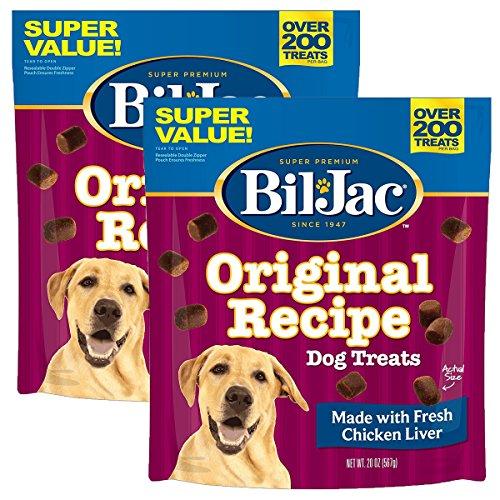 Bil-Jac Liver Dog Treats - 40 oz.