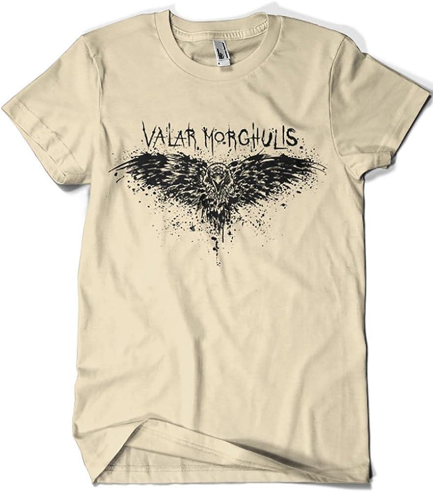 2002-Camiseta Game of Thrones - Valar Morghulis (Dr.Monekers): Amazon.es: Ropa y accesorios