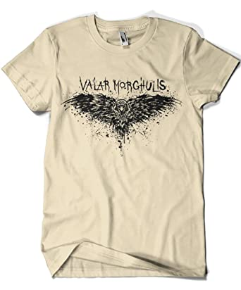 53538929a 2002-Camiseta Game of Thrones - Valar Morghulis (Dr.Monekers)  Amazon.es  Ropa  y accesorios