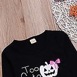 Toddler Baby Girls Halloween Clothes Little Girl