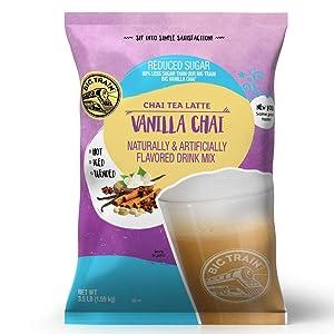 Big Train Chai - No Sugar Added Vanilla Chai (3.5 lb Bulk Bag)