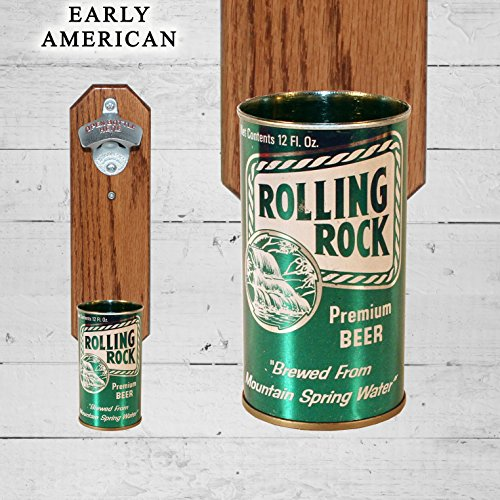 wall-mounted-bottle-opener-with-vintage-rolling-rock-beer-can-cap-catcher