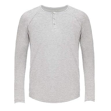 16b53c81f6d Next Level Tri-Blend Long Sleeve Henley - 6072