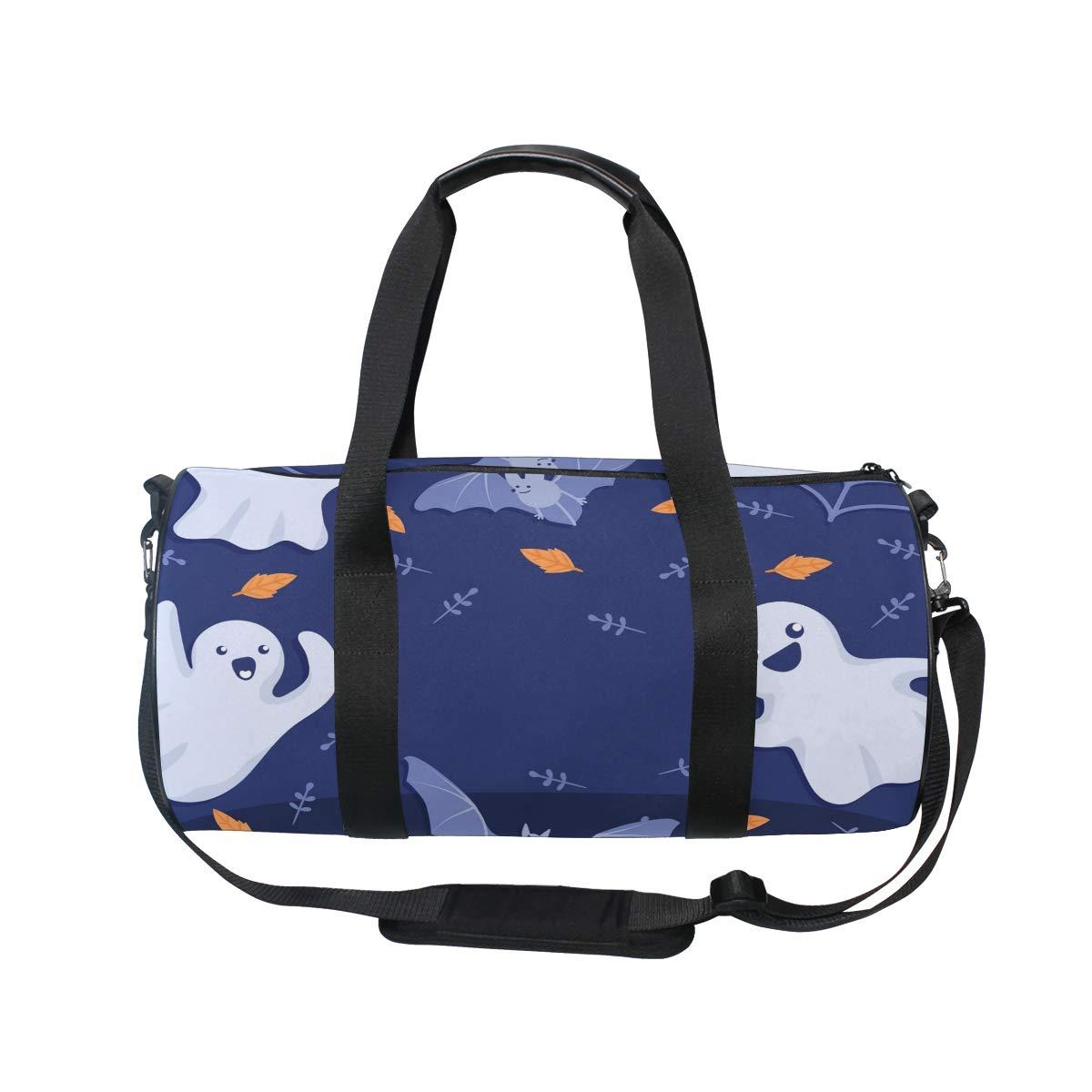 MALPLENA New Gold Christmas Trees Drum gym duffel bag women Travel Bag