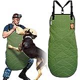 PET ARTIST Dog Anti-Grab Scratch Training Apron for Work Dogs Training,Large Dog Anti-Bite Apron Pinafore Fit Schutzhund Poli