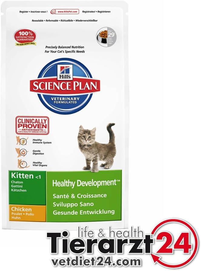 Hill's Feline Kitten Chicken Comida para Gatos - 10000 gr
