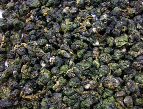 Thai Tea Suwirun ,JING SHUAN OOLONG TEA (No.12),The best fragrance for Oolong tea, mellow tasted. (600g.)