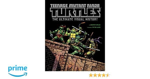 TEENAGE MUTANT NINJA TURTLES: Amazon.es: ANDREW FARAGO ...