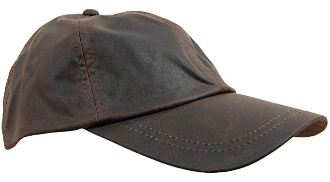 Image Unavailable. Image not available for. Colour  B28 Mens Deluxe Waxed  Cotton Wax Baseball Cap 9e5503893a3