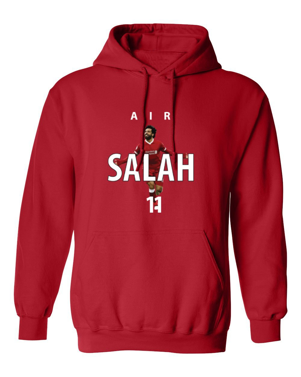 Amazon.com   Tcamp Soccer Liverpool Air Salah  11 Mohamed Salah Men s  Hooded Sweatshirt   Sports   Outdoors 850e13144