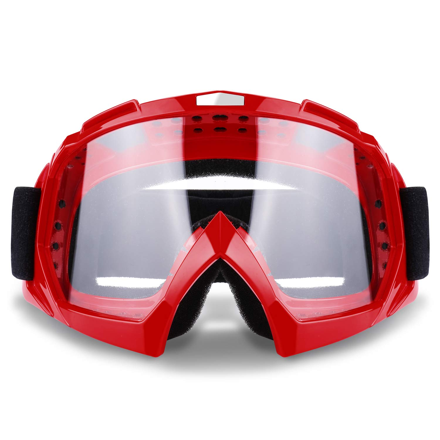 Motorcycle Goggles Anti UV Anti Fog Dustproof ATV Motocross Riding Glasses CarBoss