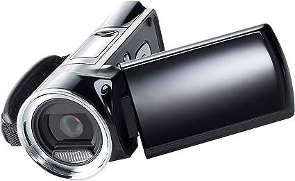 Somikon Full Hd Camcorder Dv 812 Hd Mit 6 9 Cm Display Kamera