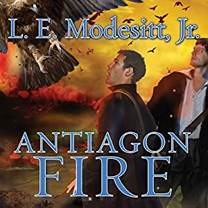 Antiagon Fire Audiobook