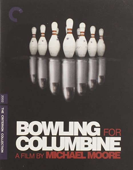 Amazon Com Bowling For Columbine The Criterion Collection Blu Ray Michael Moore Michael Moore Movies Tv