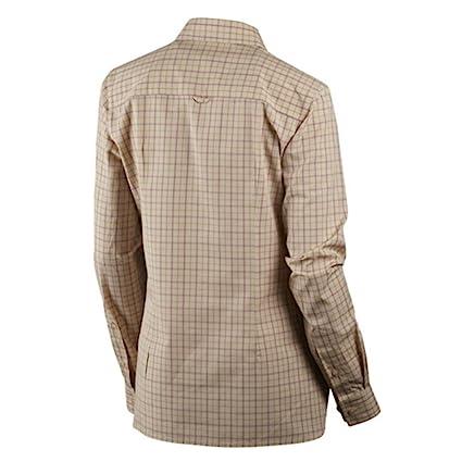 Seeland – Camiseta de mujer Beatrice – anémonas Check – S-2 X L (tiro