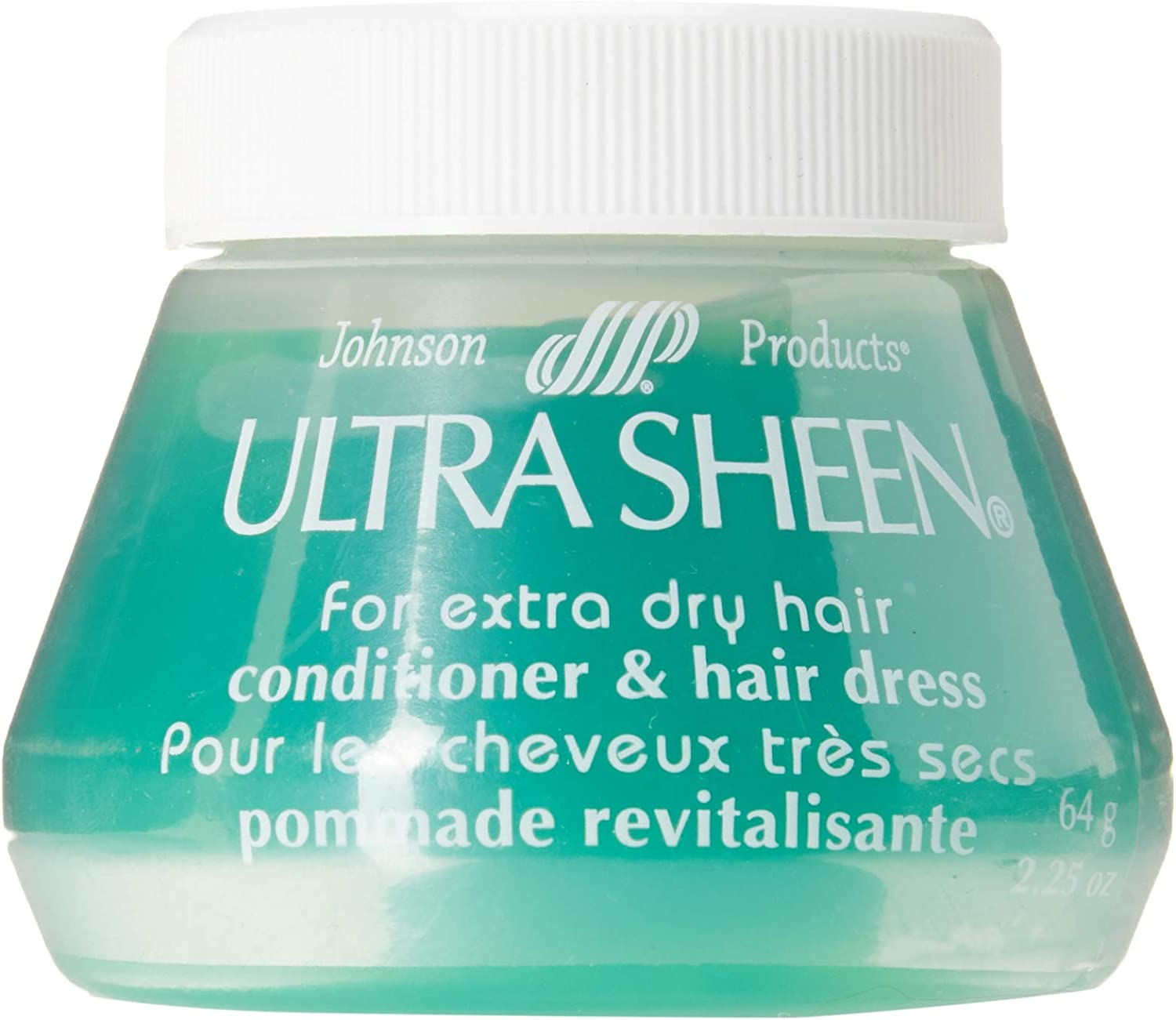 Ultra Sheen Conditioner & Hair Dress, for Extra Dry Hair 2.25 oz