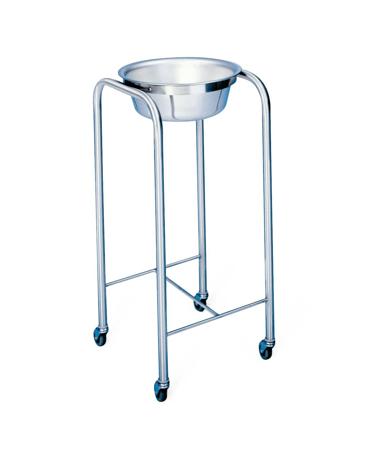 Medline MPH08780NMHB Single Basin Solution Stands by Blickman, 8.500
