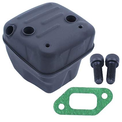 Amazon.com: Haishine Kit de silenciador para 357XP 359 355 ...