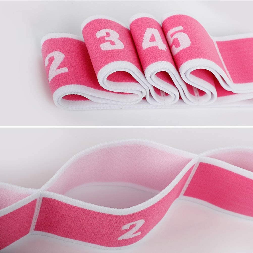 Bestice Headband Sports Sweatband for Yoga Running Cycling Basketball Stretchy Wicking Hairband for Head Circumferences