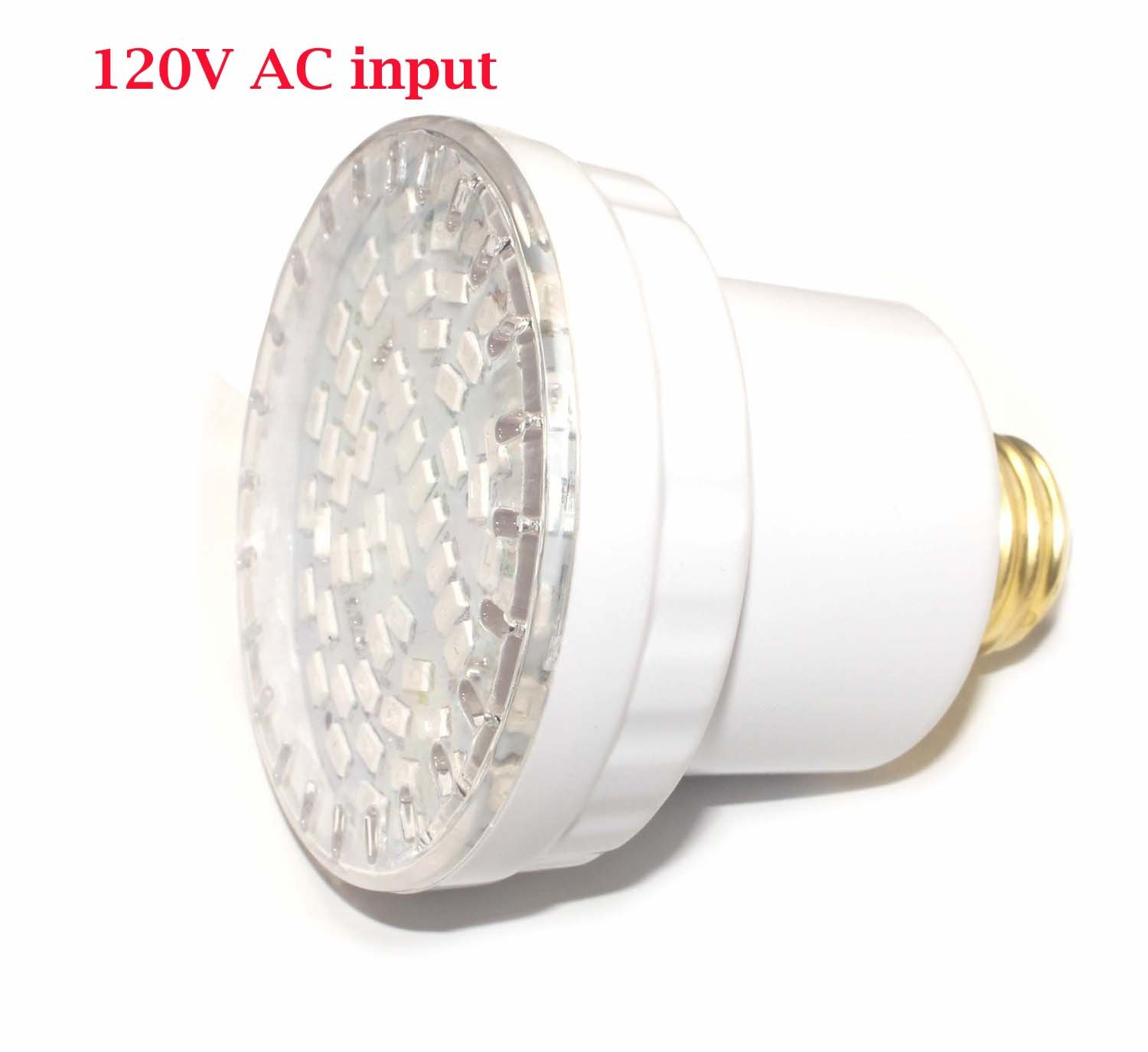 LAMPAOUS Inground LED Pool Lights Spa Lights Bulb Pure White Color (Spa Bulb, 120VAC)