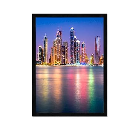 P O Frame Dubai 14x22 Inch Inches 356x559 Cm