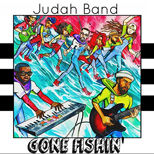 Judah Band - Gone Fishin' (2018)