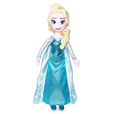 "Disney Elsa Plush Doll, Frozen, Medium, 20"": Toys & Games"