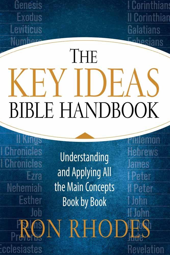 Key Ideas Bible Handbook Understanding product image