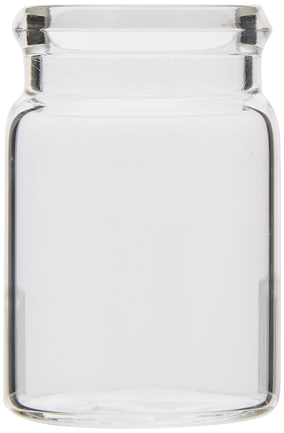 Wheaton 105000 Snap/Clip Top Vial, Glass, 7 mL (Pack of 190) Scilabware