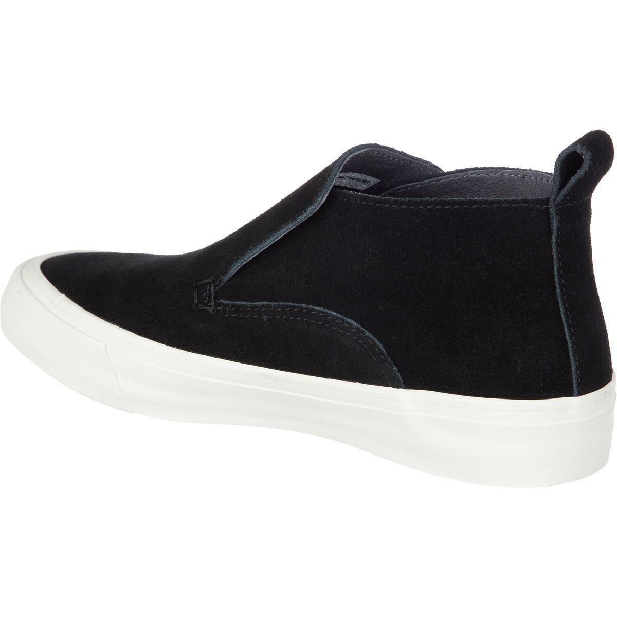 SeaVees Women's Huntington Middie Sneaker B007BQAKHE 11 B(M) US|Black