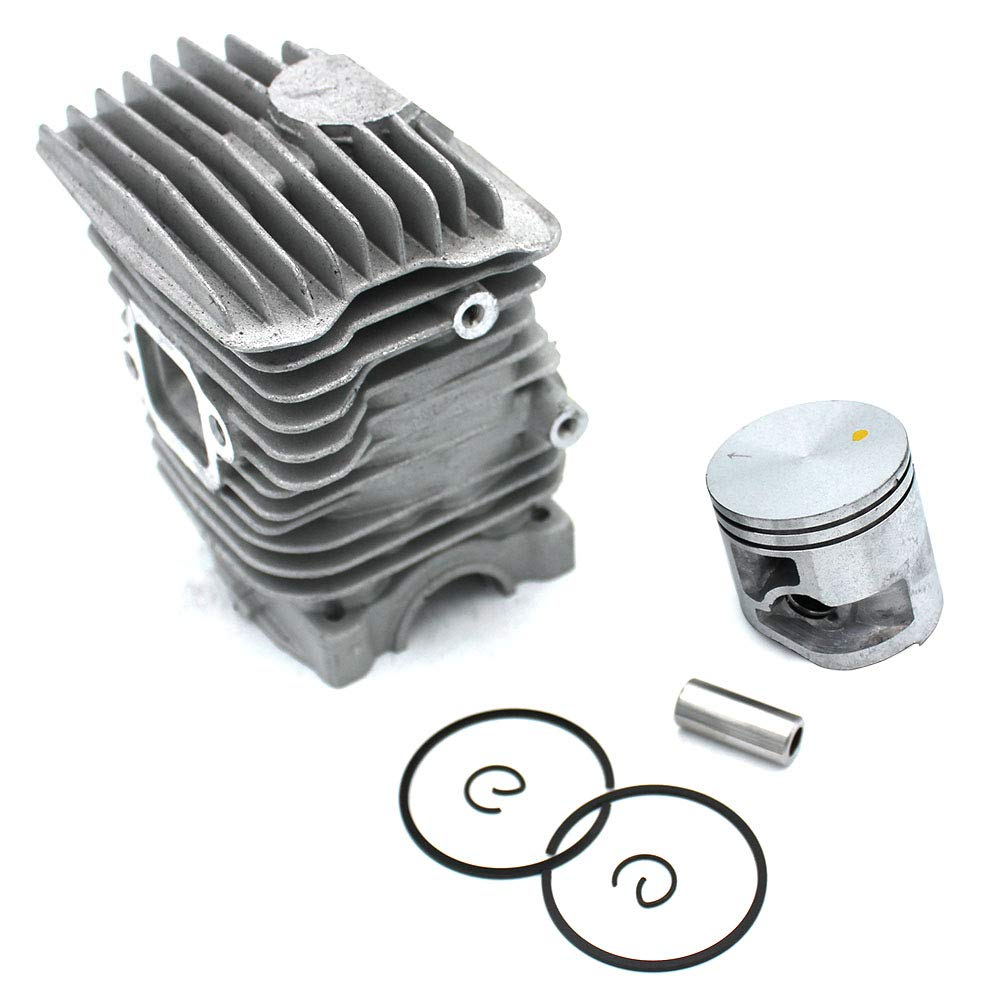 Kit di assemblaggio pistone cilindrico 40 mm per Motosega Stihl MS211 MS211C MS211 2-Mix MS211C-BE MS211C-BE Z MS211Z #11390201202 P SeekPro