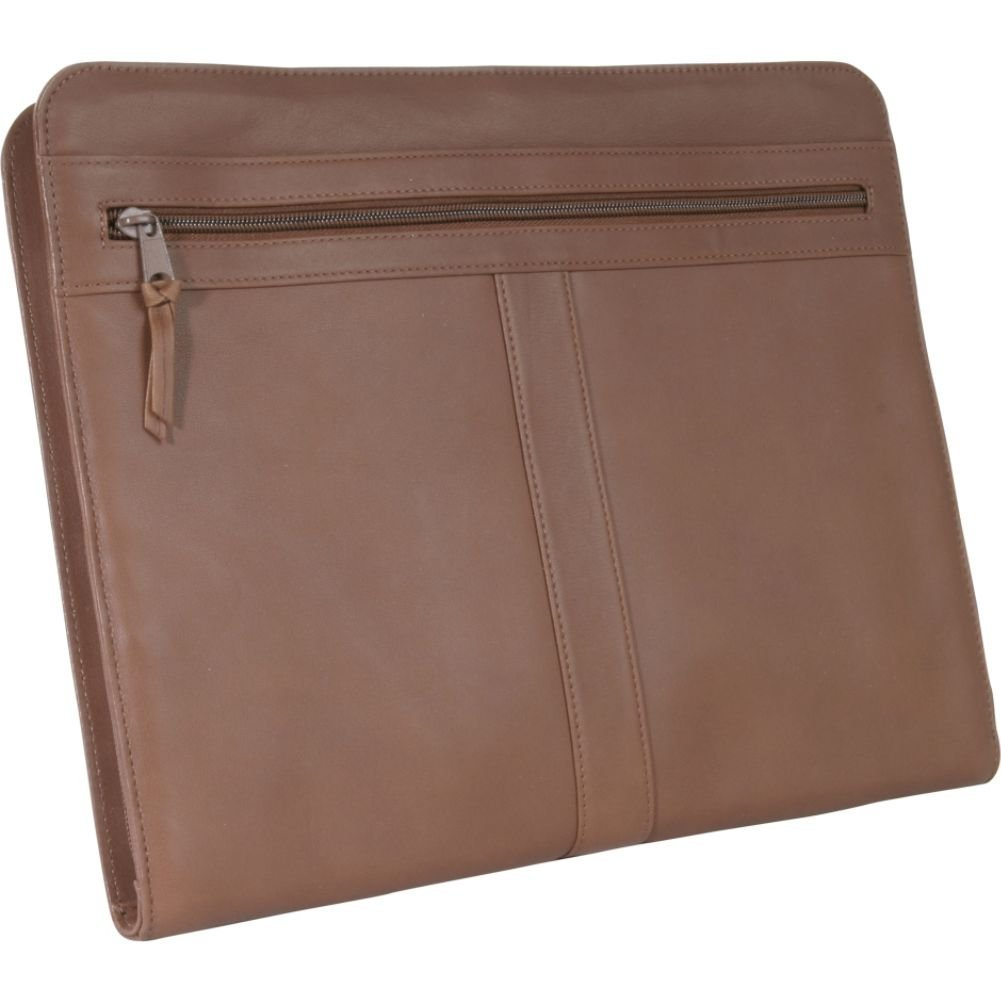 RYC306TAN5 - Royce Leather Executive Zip Around Padfolio