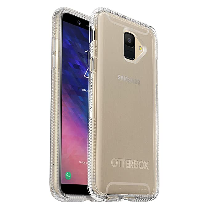timeless design c7fce 5f4d3 OtterBox Prefix Series Cell Phone Case for Samsung Galaxy A6 (2018) - clear