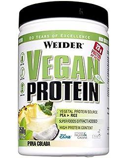 Weider Vegan Protein Sabor Piña Colada - 750 gr