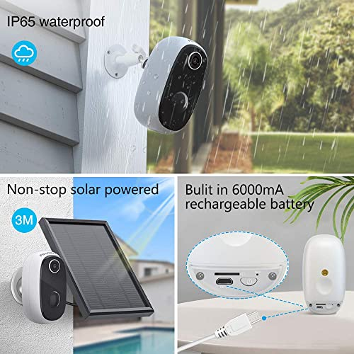 AKASO Wireless Outdoor Security Camera