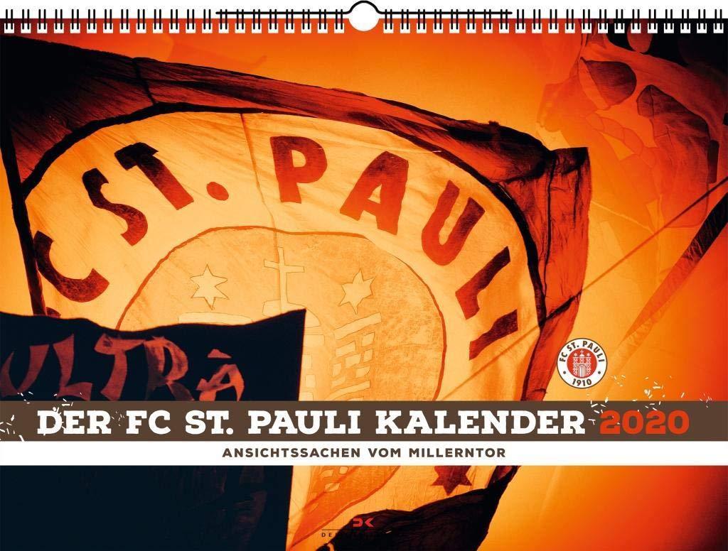 FC Sankt Pauli Kalender 2020