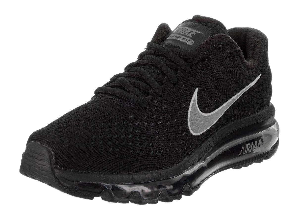 acclamato Nike Air Max 2017 Donne Running Sneaker Nero/Bianco/Anthracite