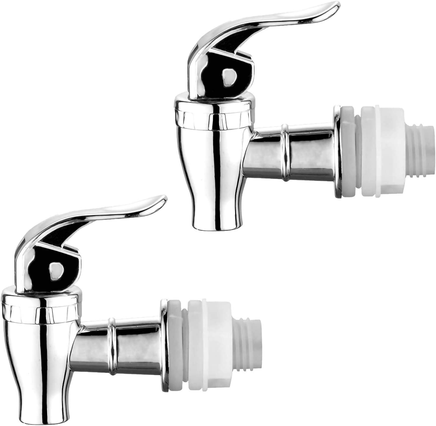 2 Pack Beverage Dispenser Replacement Spigot, spout for Beverage Dispenser, Water Dispenser Replacement Faucet