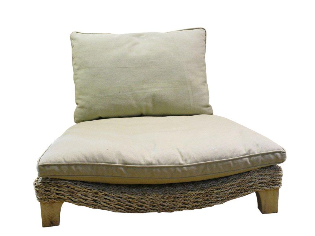 Amazon.com: Seagrass Meditación Yoga silla Natural: Kitchen ...