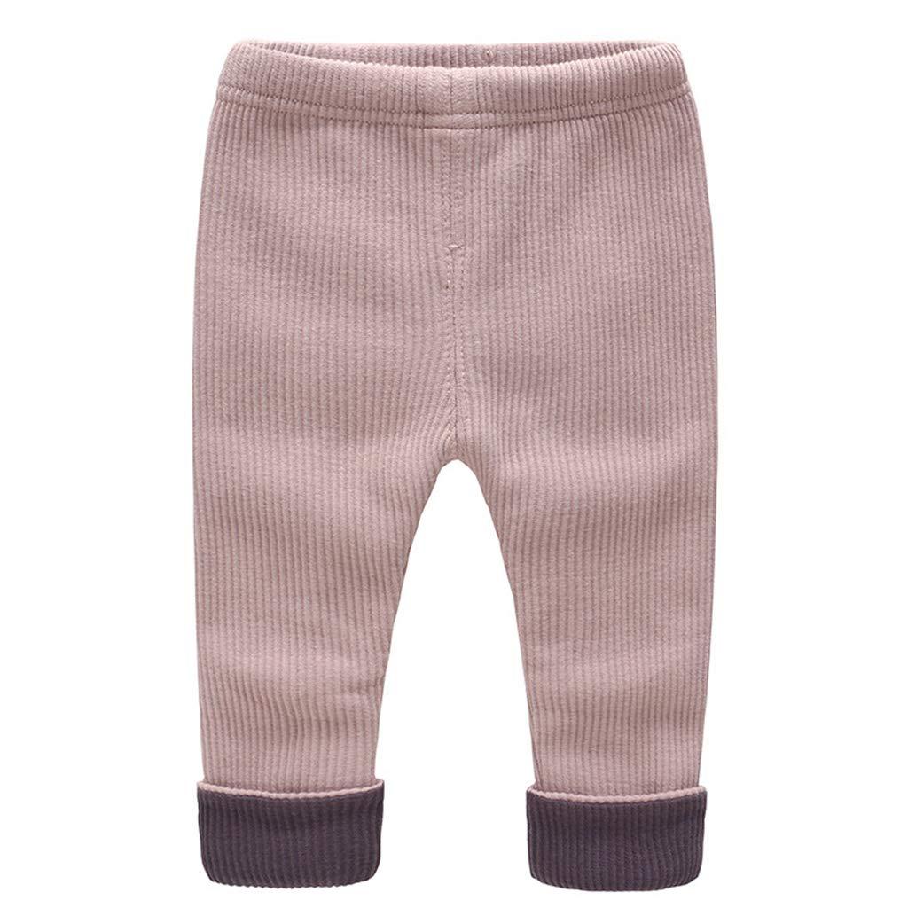 Bébé Filles Leggings Longue Pantalons Hiver Bateau Pantalon Coton Survêtement 3-6 Mois ShenzhenWindyTradingCo. Ltd